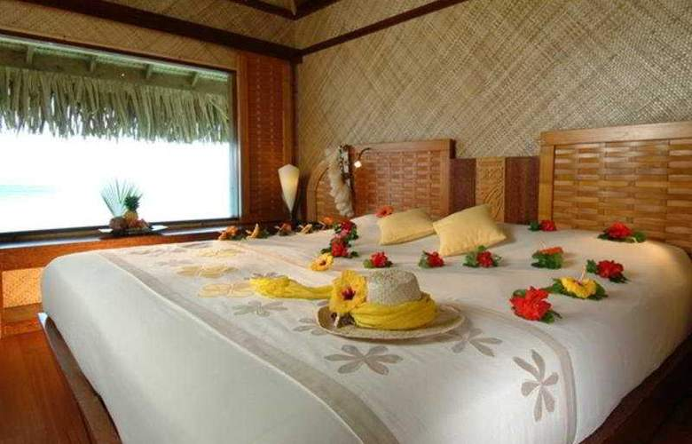 Intercontinental Bora Bora Le Moana Resort - Room - 7
