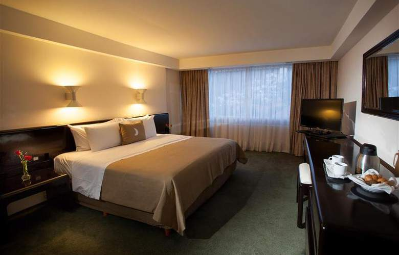 Best Western Plus Gran Morelia - Room - 172