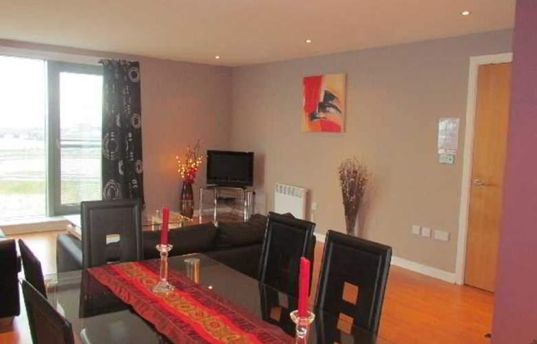 Hot-el-apartments Edinburgh Waterfront - Room - 13