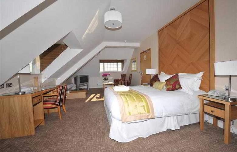 Best Western Homestead Court - Hotel - 5