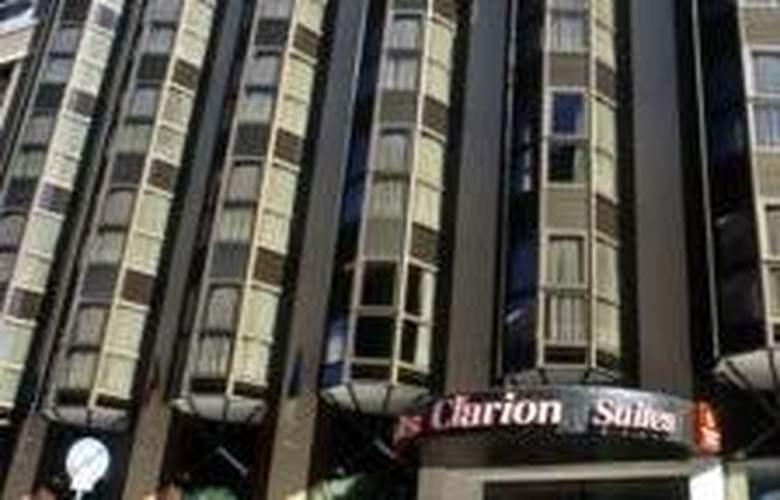 Clarion Suites Lisboa - Hotel - 0