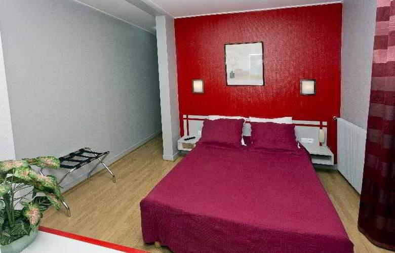 Hipotel Paris Belgrand - Room - 5