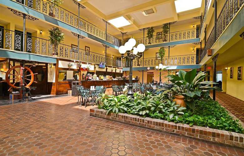 Best Western Chateau Louisianne - Hotel - 132