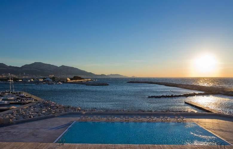 Nhow Marseille - Pool - 4