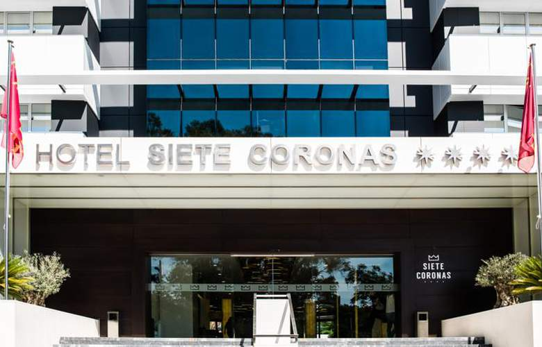 Occidental Murcia Siete Coronas - Hotel - 0