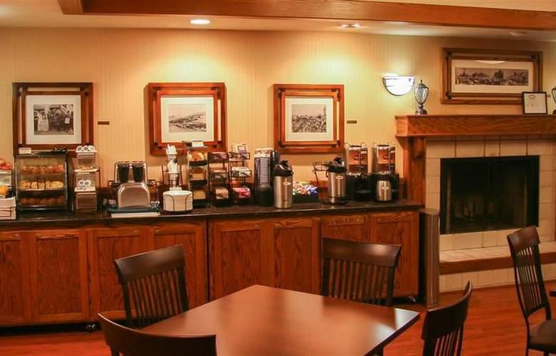 Best Western Sonoma Valley Inn & Krug Event Center - Restaurant - 111