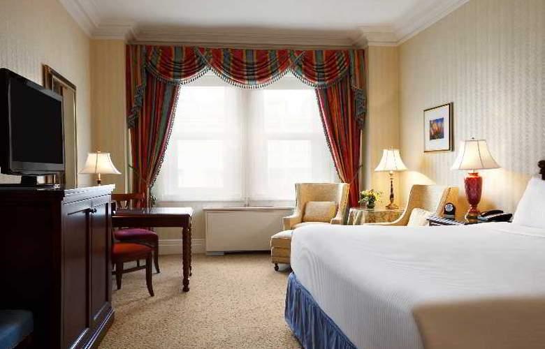 Fairmont Chateau Laurier - Room - 9