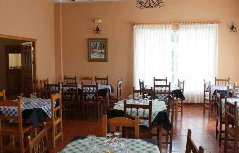 El Cañar Aldea Turística y Camping - Restaurant - 6