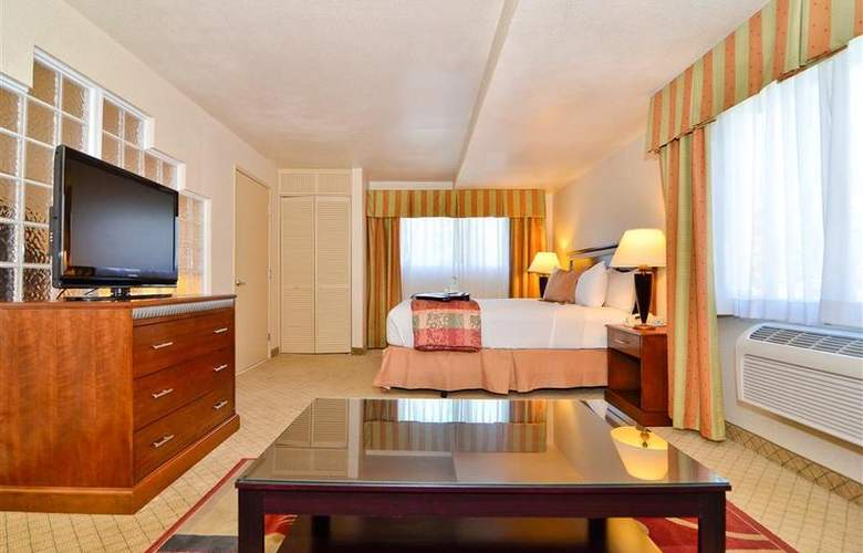 Best Western Plus High Sierra Hotel - Room - 124