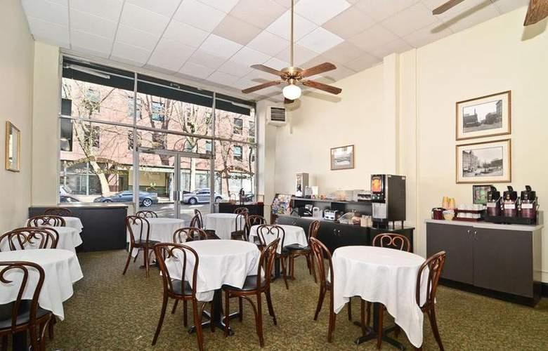 Best  Western Plus Pioneer Square - Restaurant - 48