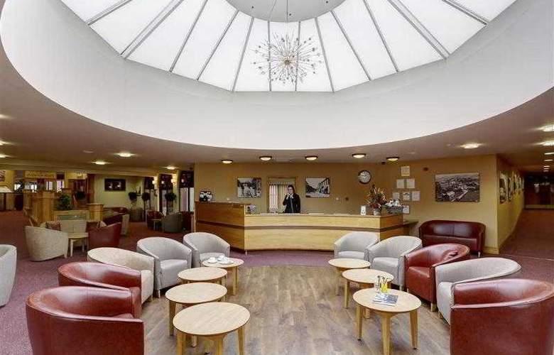 Best Western Forest Hills Hotel - Hotel - 255