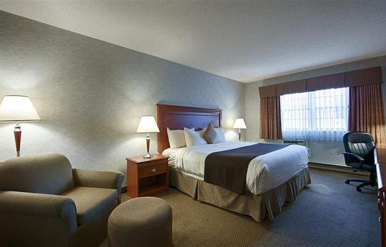 Best Western Glengarry Hotel - Room - 75