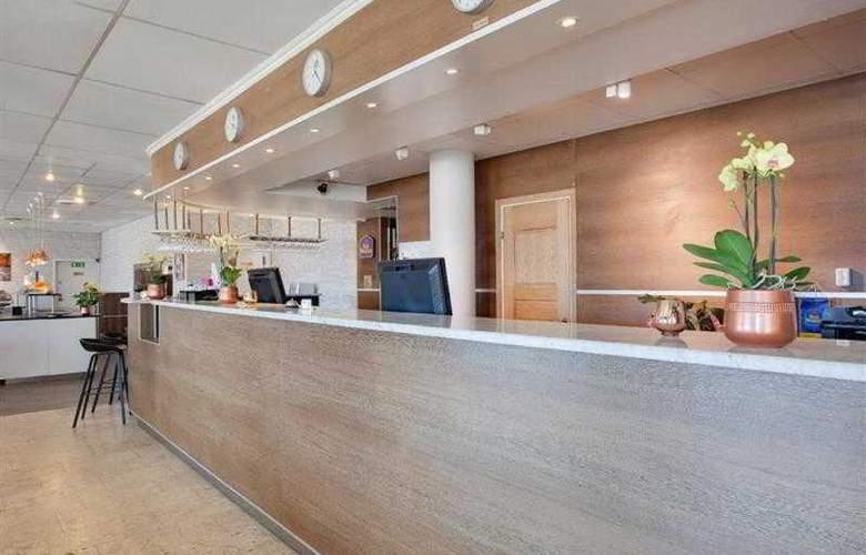 Best Western Capital - Hotel - 9