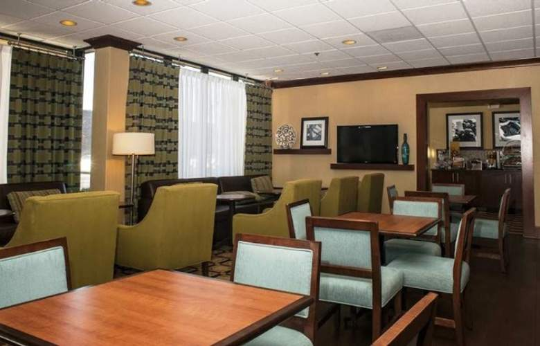 Hampton Inn Chicago/Gurnee - Restaurant - 1