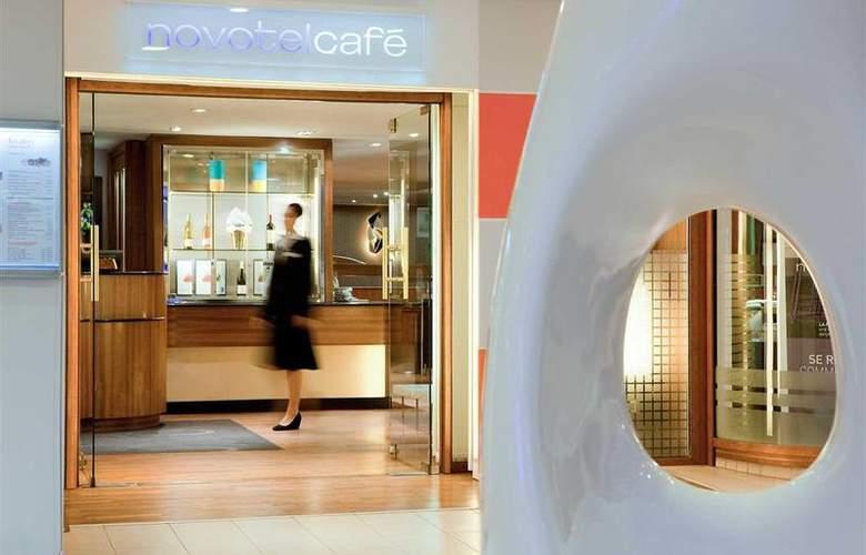 Novotel Paris Centre Tour Eiffel - Restaurant - 67