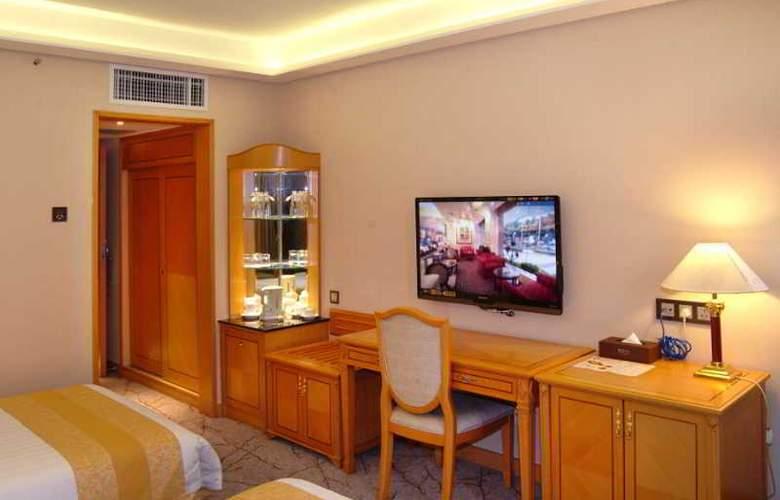GuangDong Hotel - Room - 16