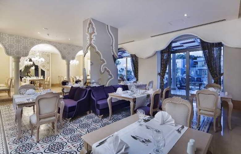 Kilikya Palace Goynuk - Restaurant - 7