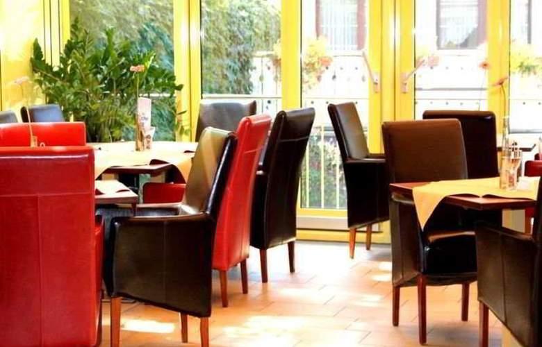 Das Reinisch Vienna airport Hotel - Restaurant - 7