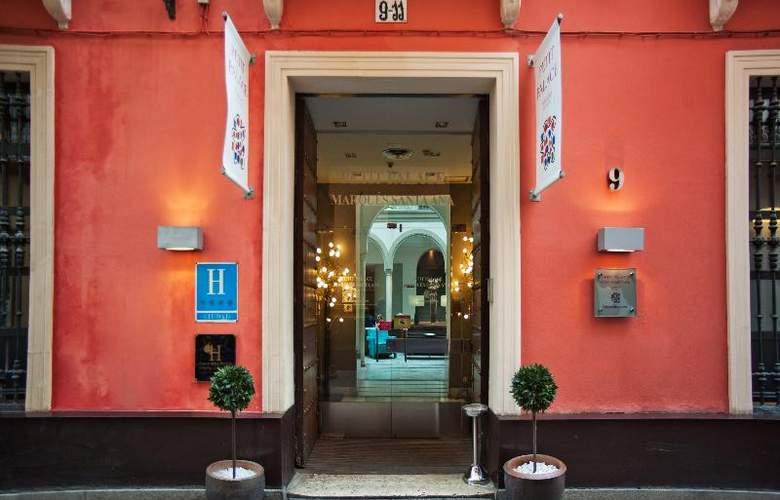 Petit Palace Marques Santa Ana - Hotel - 5