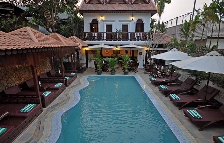 HanumanAlaya Villa - Hotel - 0