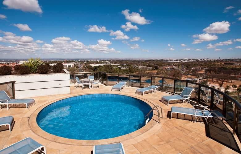 Brasil 21 Suites - Pool - 10