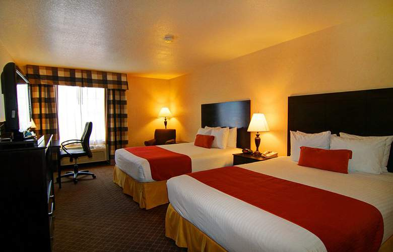 Best Western Plus Las Vegas West - Room - 65