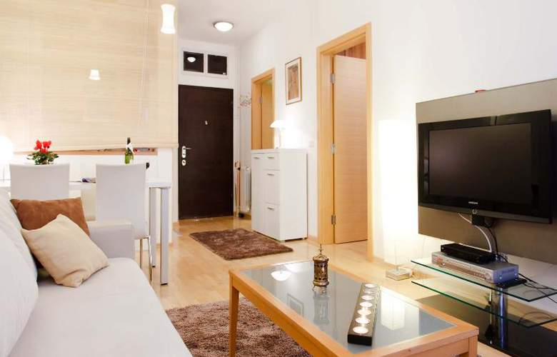 One Bedroom Apartment City Star - Hotel - 7