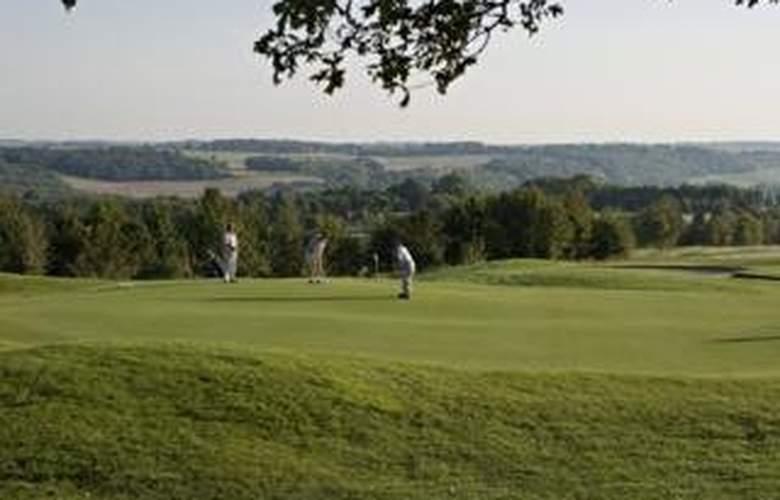 Best Western Aa Saint-Omer Hôtel du Golf - Sport - 7