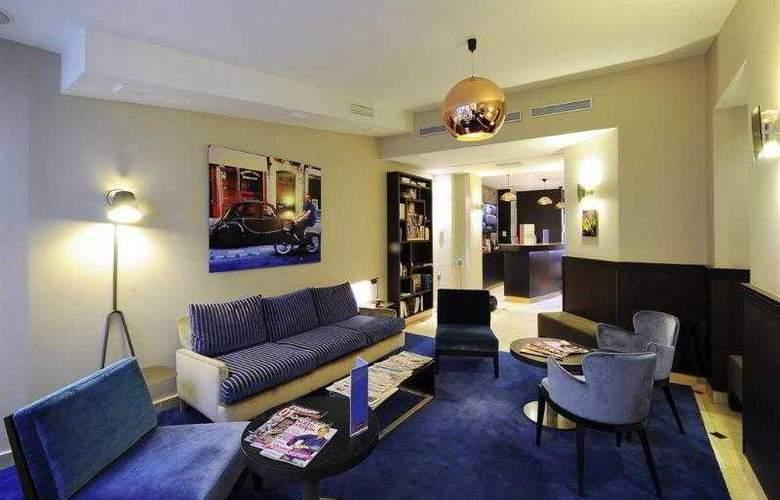 Mercure Paris La Sorbonne - Hotel - 23