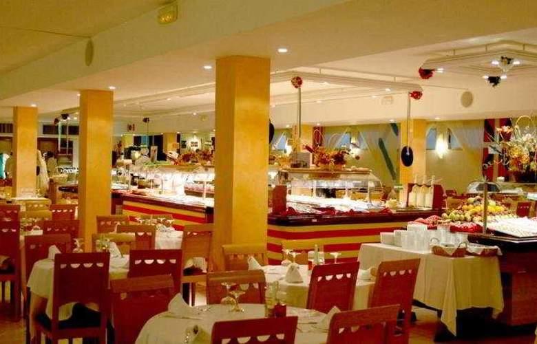 GHT Costa Brava Tossa - Restaurant - 4