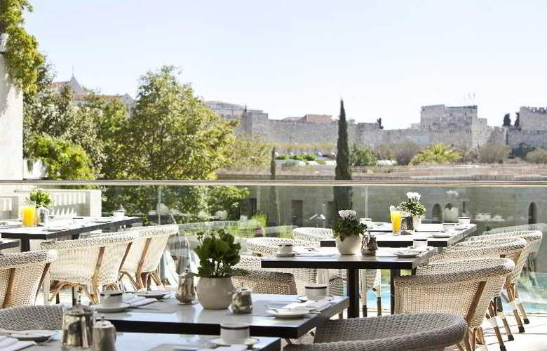 The David Citadel Hotel - Terrace - 77