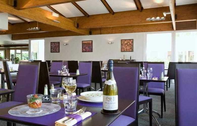 Novotel Dijon Route des Grands Crus - Restaurant - 6