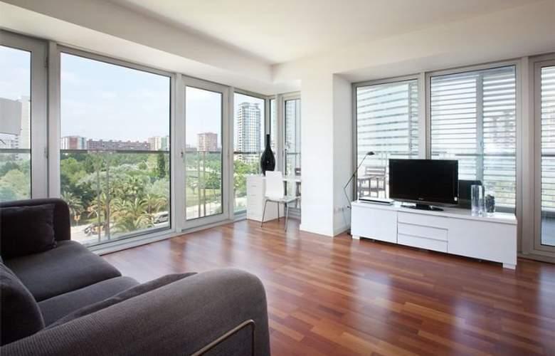 Rent Top Apartments Diagonal Mar - Room - 3