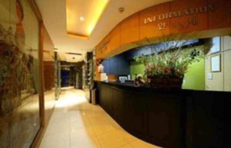 Queen 21 Hotel Sinchon - General - 1