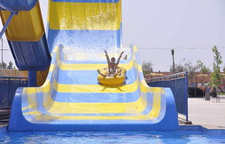 Eden Andalou Suites Aquapark & Spa - Sport - 29