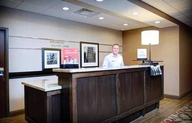 Hampton Inn Crystal River - Hotel - 1