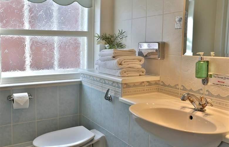 Best Western George Hotel Lichfield - Room - 103