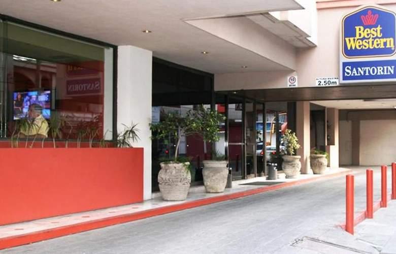 Best Western Hotel Santorin - Hotel - 18
