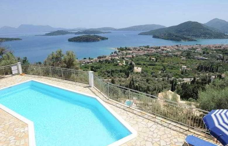 Villas Odysseas - Pool - 7
