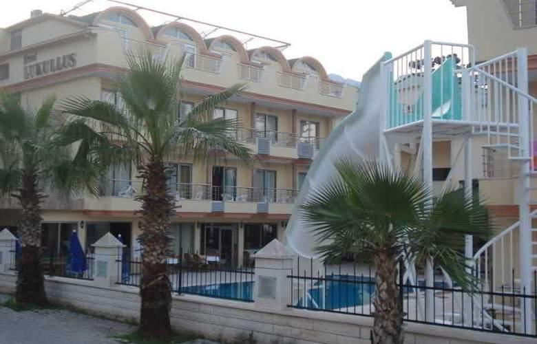 Grand Lukullus Hotel - Hotel - 3