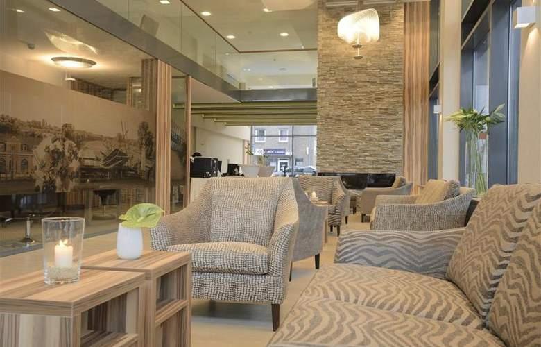 Best Western Parkhotel Oberhausen - Bar - 83