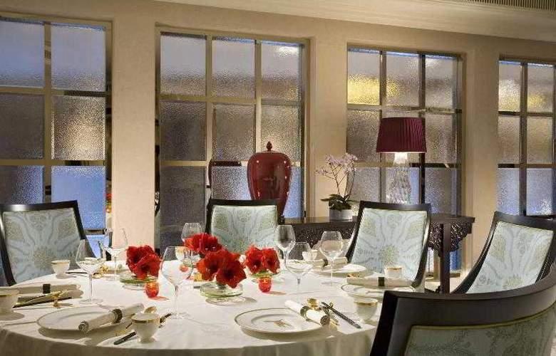 St. Regis Hotel Singapore - Restaurant - 33
