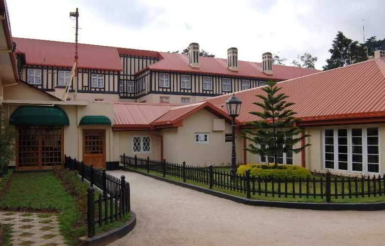 Grand Hotel Nuwara Eliya - Hotel - 3