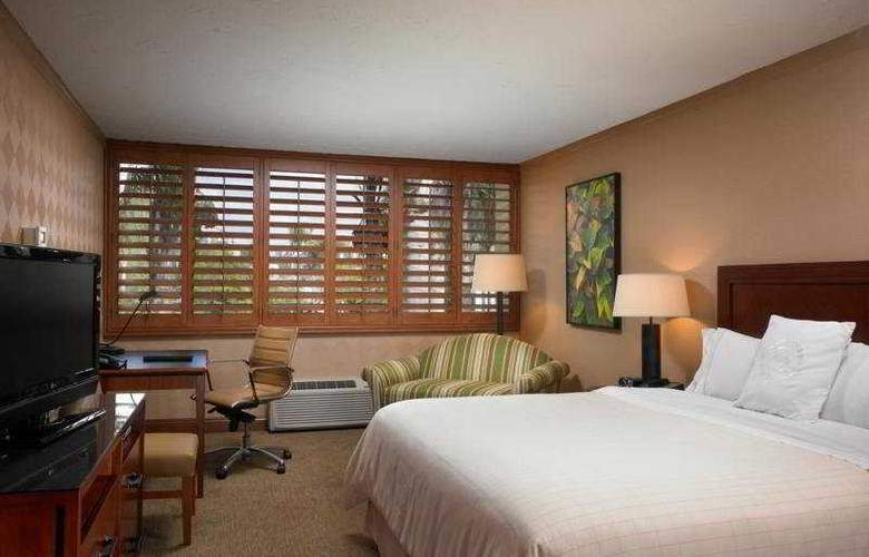 Sheraton La Jolla Hotel - Room - 2