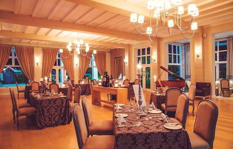 Le Franschhoek Hotel & Spa - Restaurant - 18