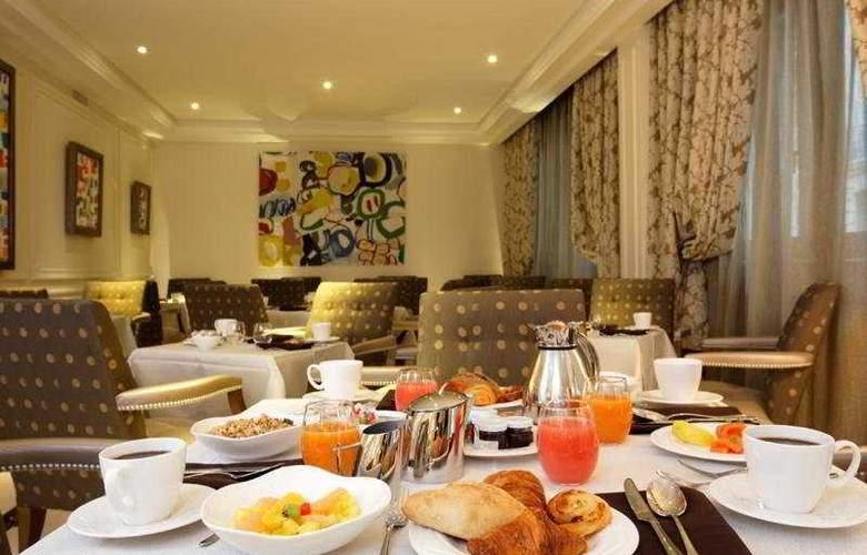 Villa & Hotel Majestic - Restaurant - 10