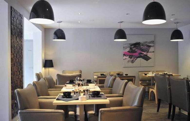 Best Western Garden And Spa La Baule - Restaurant - 39