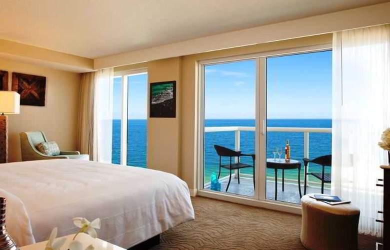 Fort Lauderdale Marriott Pompano Beach Resort & Spa - Room - 2