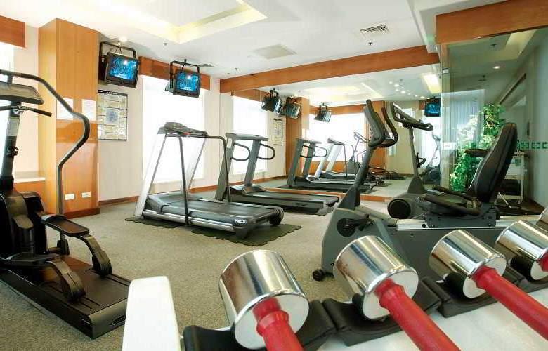 Chinatrust Hotel Taoyuan - Sport - 7