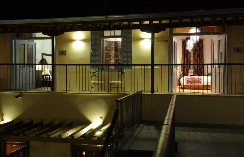 Library Hotel Wellness Retreat - Terrace - 2